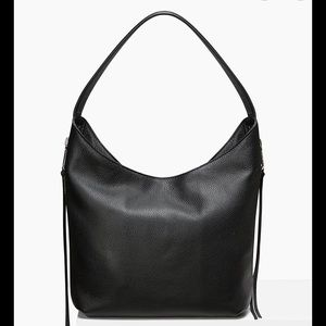 NWOT...Rebecca Minkoff leather bucket bag